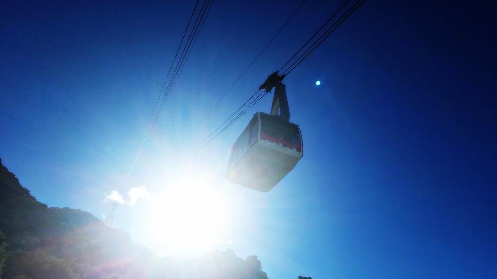 Sandia Peak Tramway ABQ
