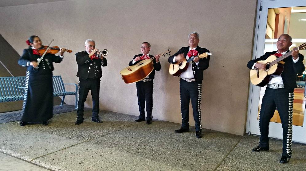 Mariachi Band in ABQ